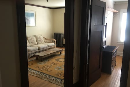 Arts & Crafts special - Rockford - Apartment