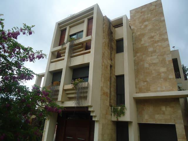 Villa in Baabdat mountain - Lebanon