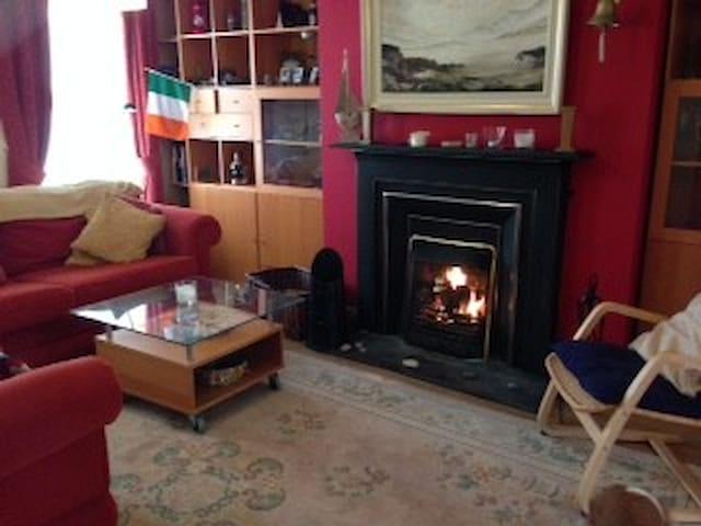 sunny, open plan living areas - Ballymoney - Casa