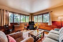 Bright & Sunny Living Room