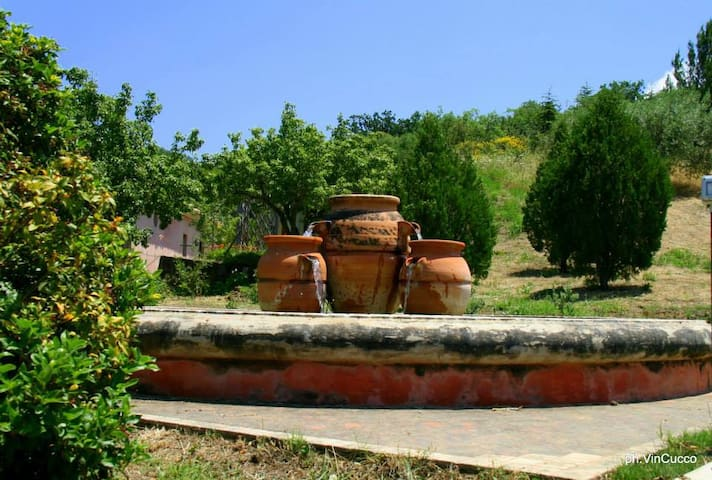 (C) Countryhouse in Madonie Park - Castelbuono - Bed & Breakfast