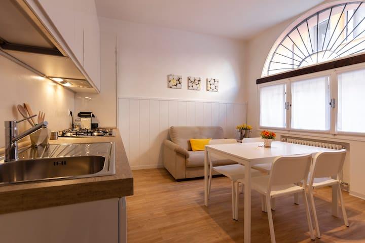 CASA FISCHER - 1. appartamento moderno in città