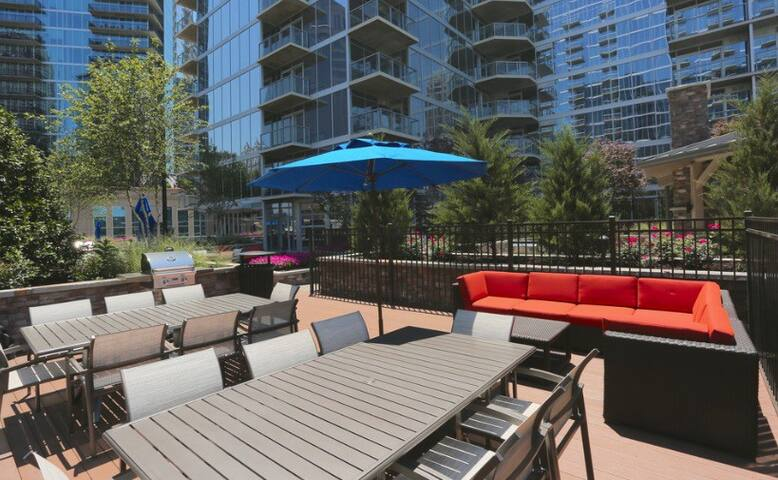 Long Term Suite - Corporate Rental - Midtown