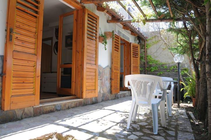 Giardino casa sole