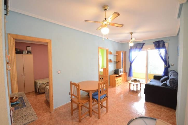 Costa Blanca Torrevieja 3 Bed Apart. 500m to Beach - Torrevieja - Apartment