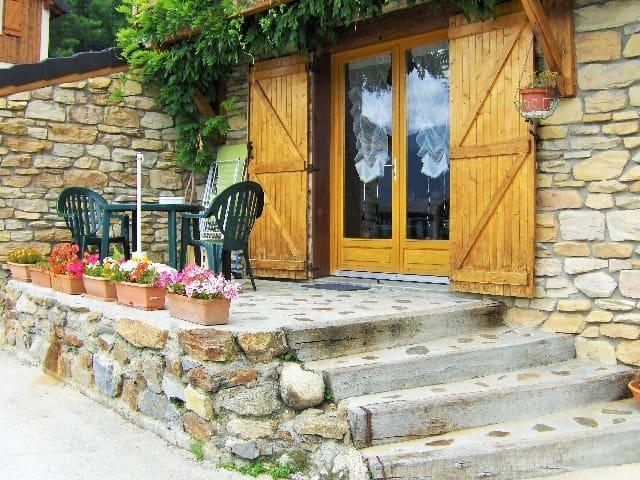 gite dans petit village prés d'ax - Ignaux - Apartment