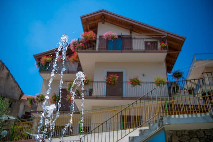 Casa Vacanza Angolo Fiorito  campora agerola.