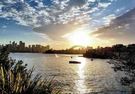 Stylish terrace in prime Sydney Harbour location - Cremorne Point