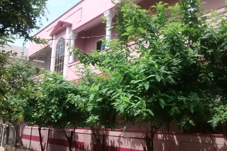 House - External View