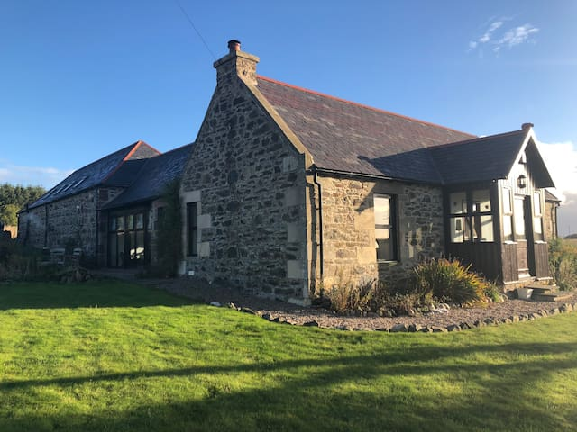 Tranquil Rural Retreat in the Deveron Valley