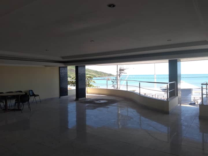 53 Alugo apartamento  praia do morro Guarapari