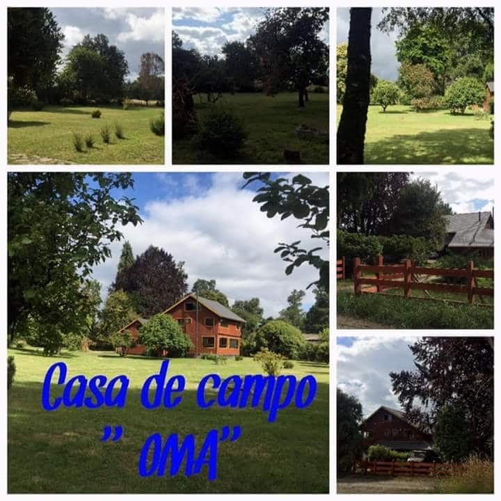 Casa de Campo 'OMA'
