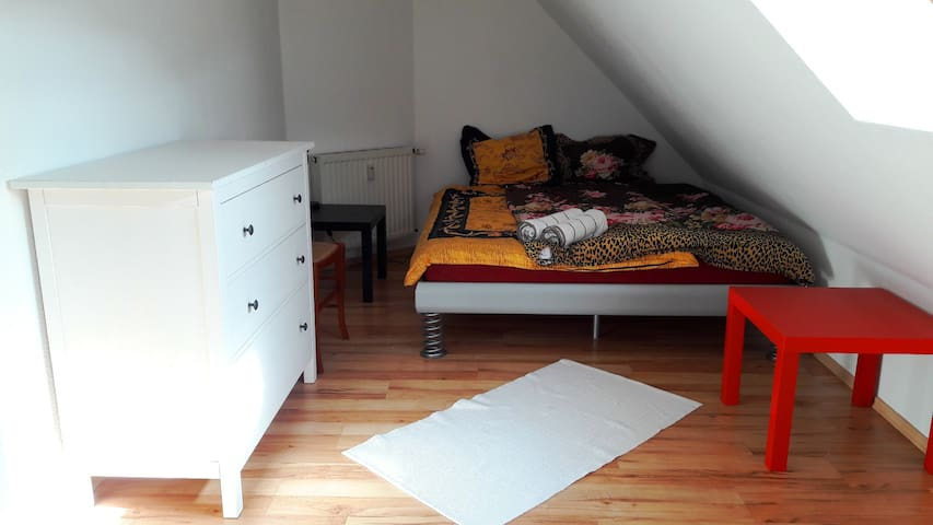 Room in private APARTMENT with own entry