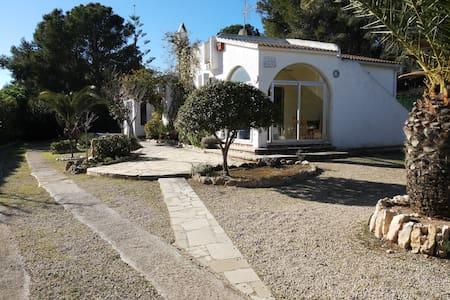 Villa a 200 metros de la playa con piscina privada - L'Ametlla de Mar