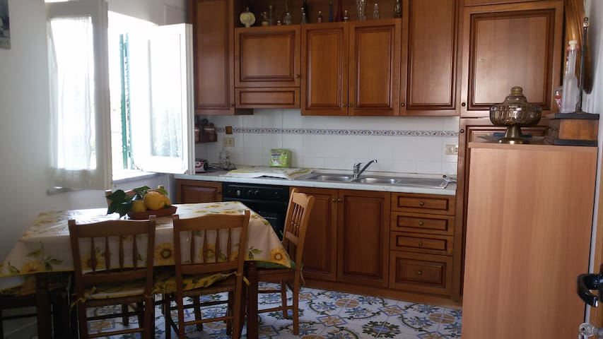 Green Island Apartment - Procida - Wohnung
