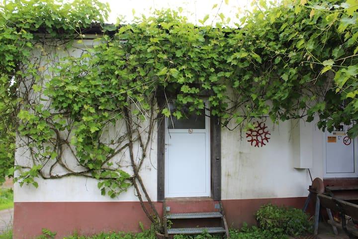 """Studio """"Fledermausnest"""" für 2 Personen bei Prüm - Herzfeld - Inny"""