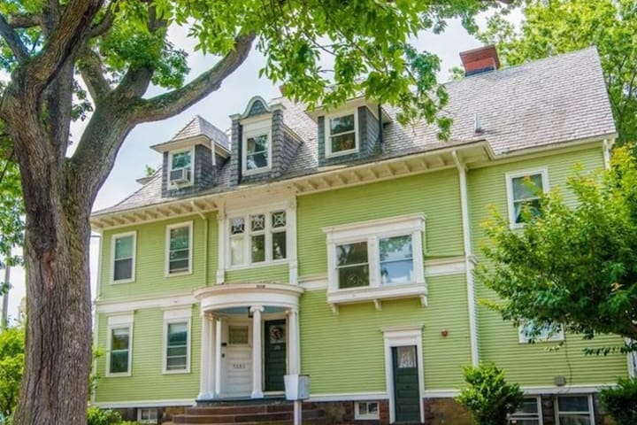Historical Providence Townhome!
