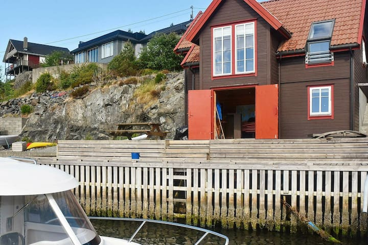 6 person holiday home in Stord