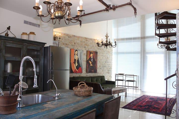 Incroyable Appartement de luxe!TLV
