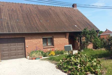 Logement calme et reposant - Ennetières-en-Weppes - Ház