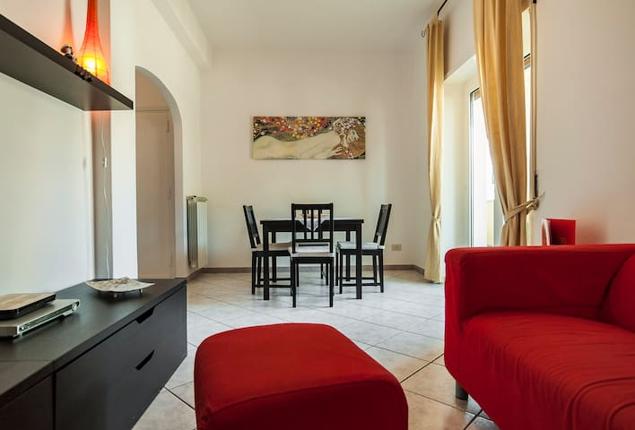 Wonderful central Penthouse - Terracina - Apartamento