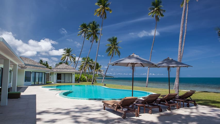 Luxury beachfront - Baan Tasha - เกาะสมุย