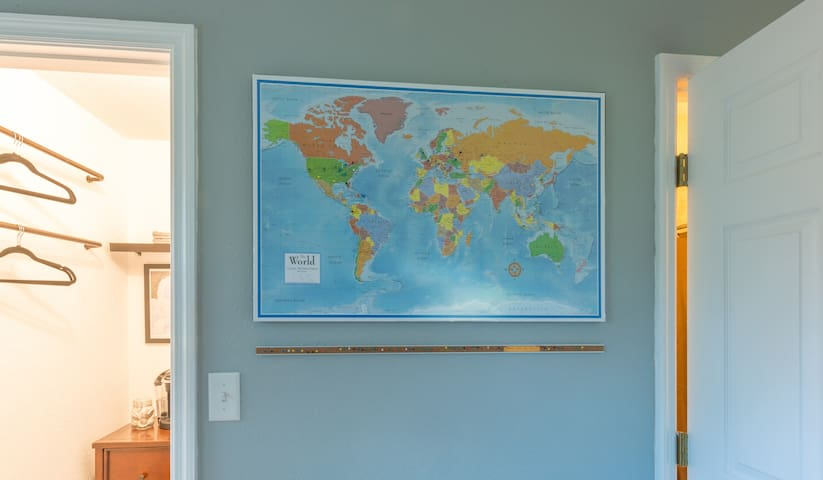 Where are you from? Add your pin to the map and check out where our previous guests have travelled from!