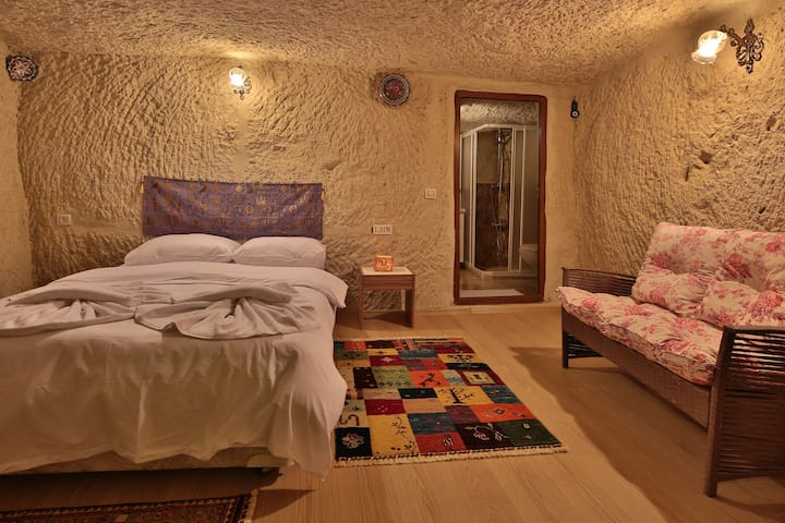 Junior Cave Room - Göreme - Penzion (B&B)