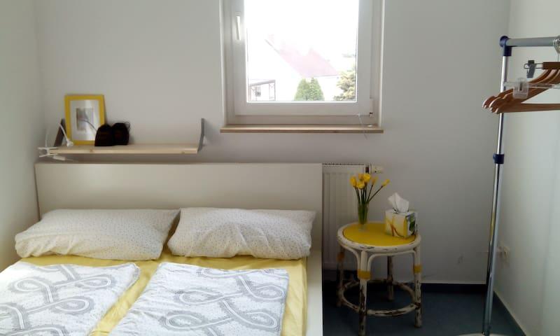 Cozy Room in house w.garden,near U7 - Berlim - Casa