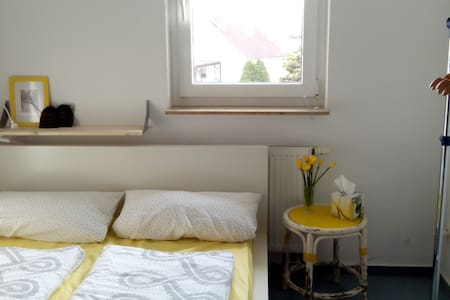 Cozy Room in house w.garden,near U7 - Berlin