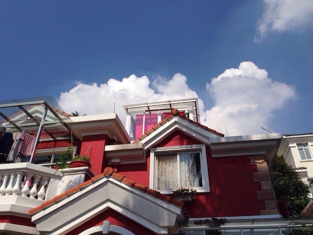 红房子Red house