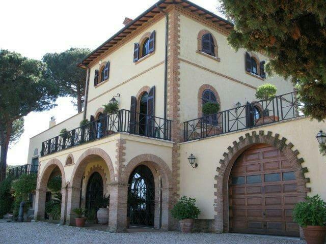 Villa bella Monte Porzio Catone