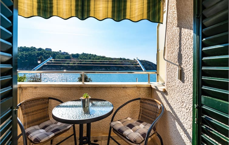 Holiday apartment with 1 bedroom on 27m² in Novigrad