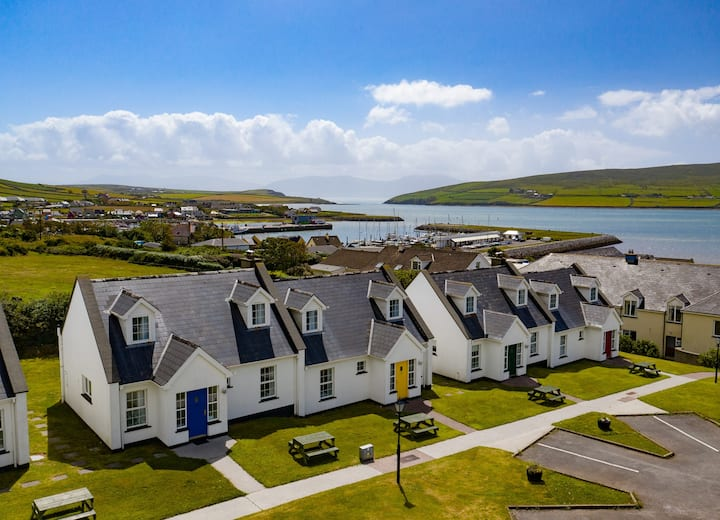 Dingle Harbour Cottages (3 Bed - Sleeps 6)