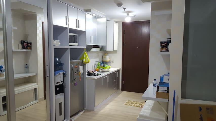 Brand new unit Apart UResTower 2 at Lippo Karawaci