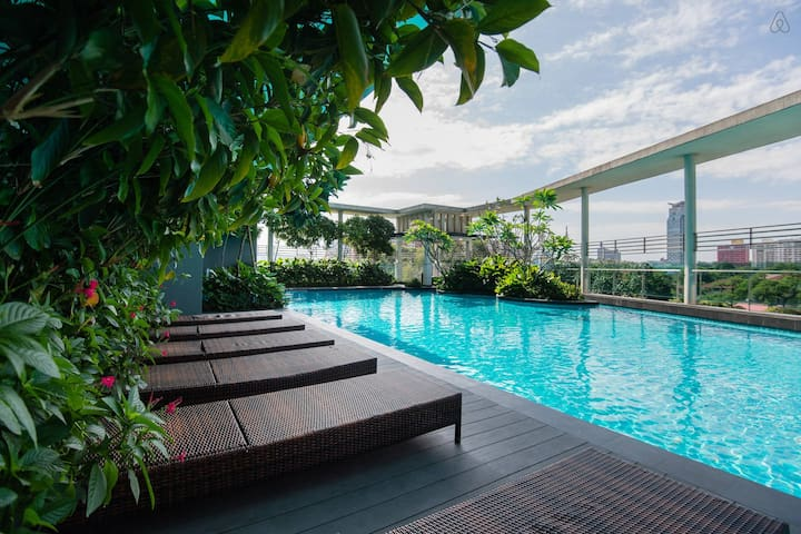 Clean & Quiet Home in City Centre - Kuala Lumpur - Pis