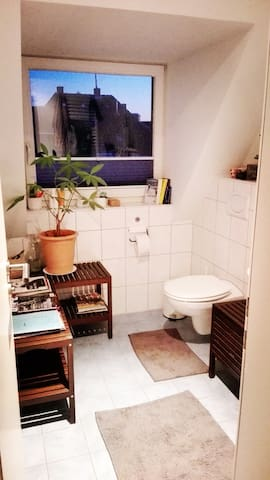 Cosy and calm flat near downtown - Münster - Apartamento