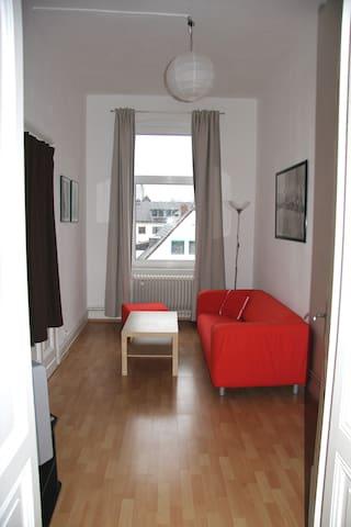 2 Zimmer zentral im Combahnviertel - Bonn - Haus