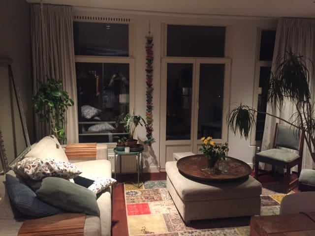 Room in apartment in Amsterdam for a perfect sleep