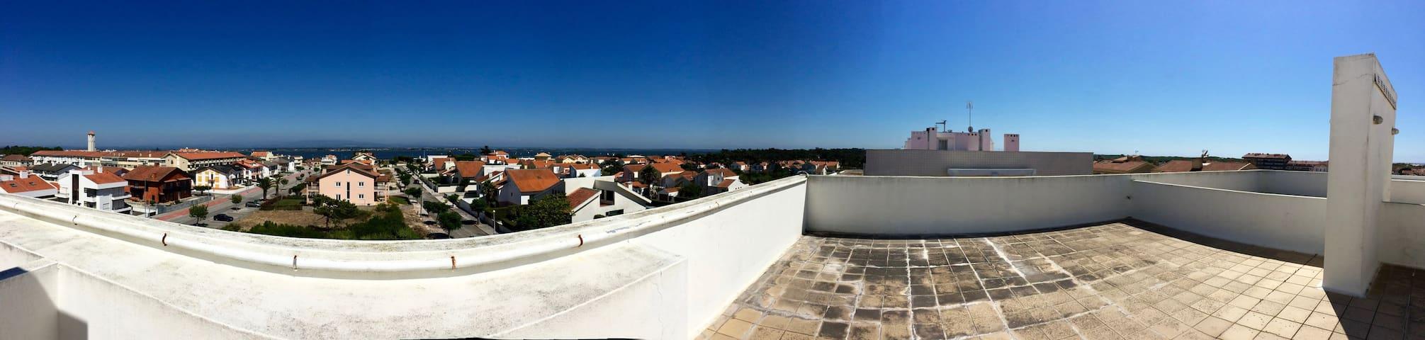 Apart. a 500m da Praia da Torreira e da Ria Aveiro - Torreira - Pis