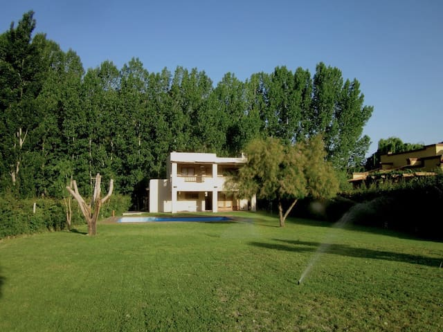 Casa en el Cañon del Atuel - San Rafael