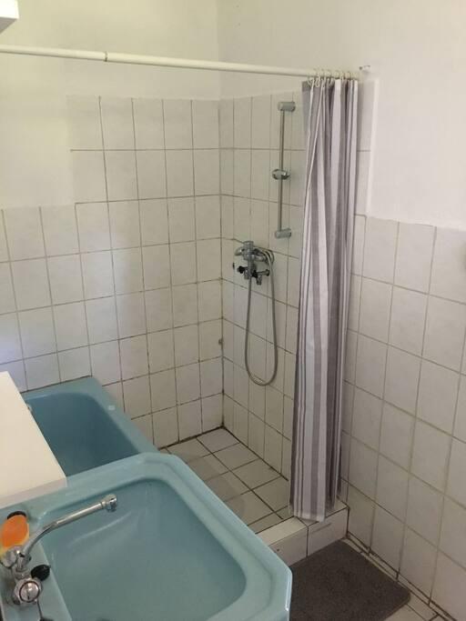 Koupelna - the bathroom