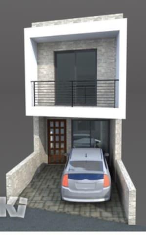 Totally new modern maisonette house 84sq.metres