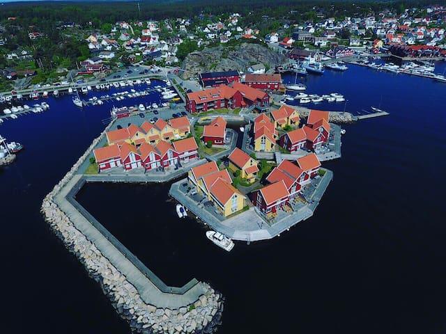 Rorbu på Skjærhalden / Hvaler