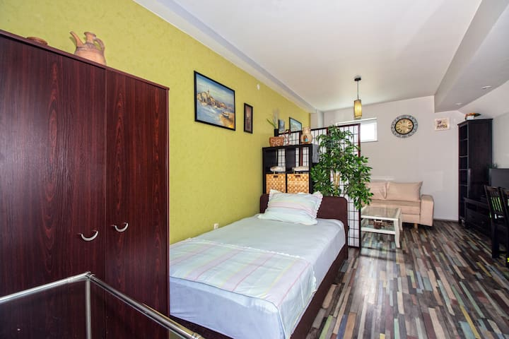 Charming studio apartment in center of Solin
