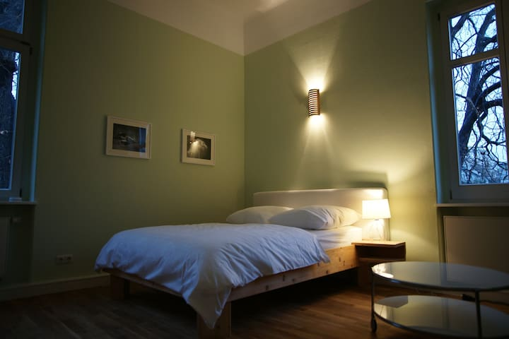 ROOM + PARKING  close to main station ...WiFi - Pirna