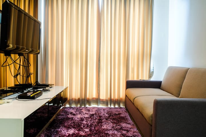 Homey 2BR Gandaria Height Apartment