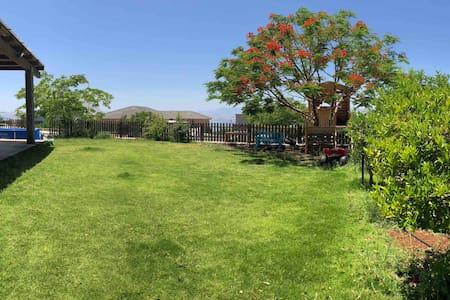 The Family's Place - Golan Heights