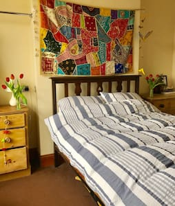 Bright Family Home in Plymouth - Plymouth - Bed & Breakfast