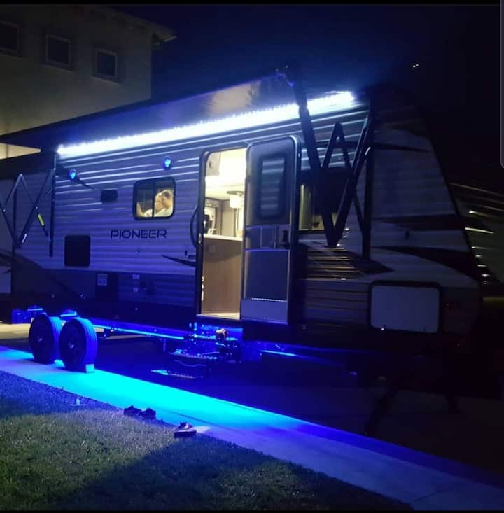 2020   travel trailer bunkhouse